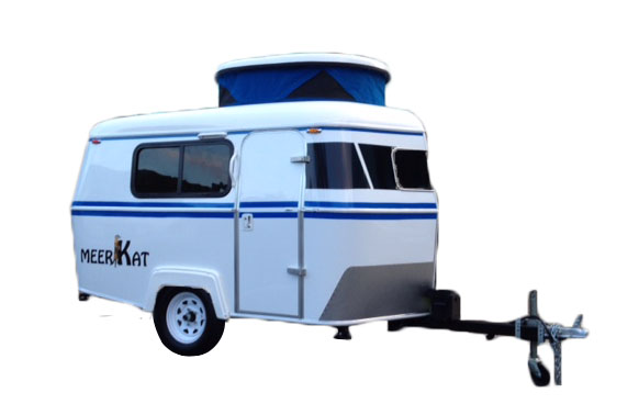 Small Camping Trailer Dealer in California