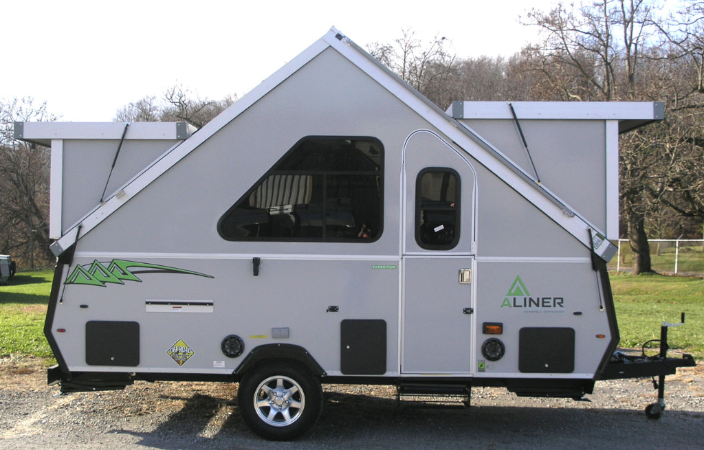 Expedition Little Guy Trailers