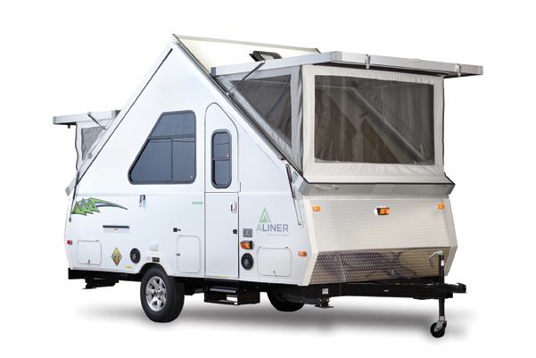 Aliner Campers Camping Trailers For Sale In Bakersfield Ca