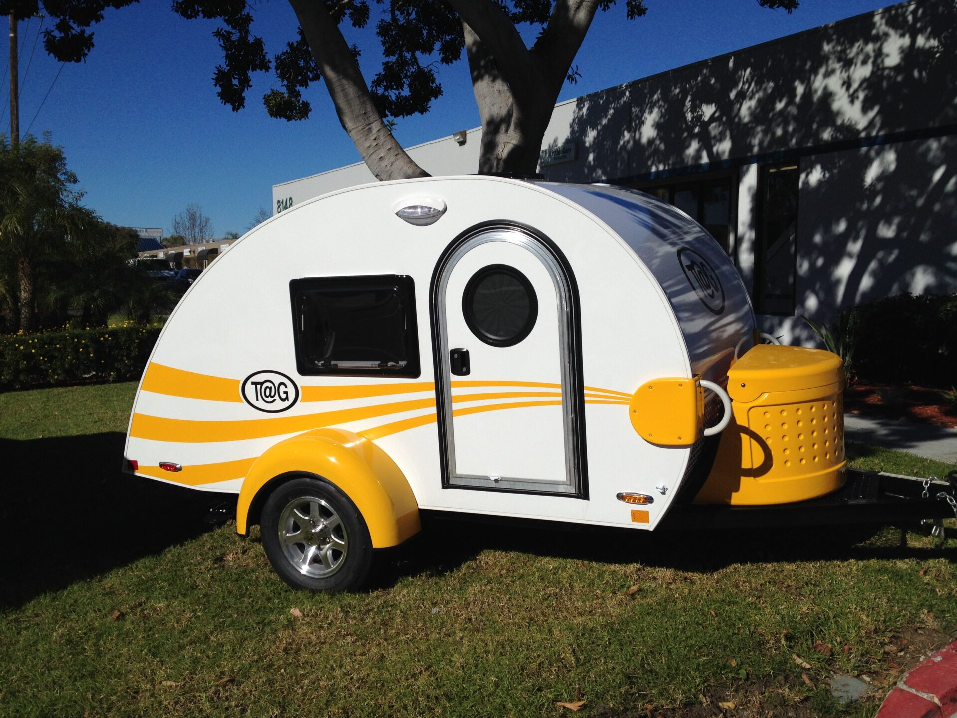 Teardrop Trailers & Campers for Rent in California ...