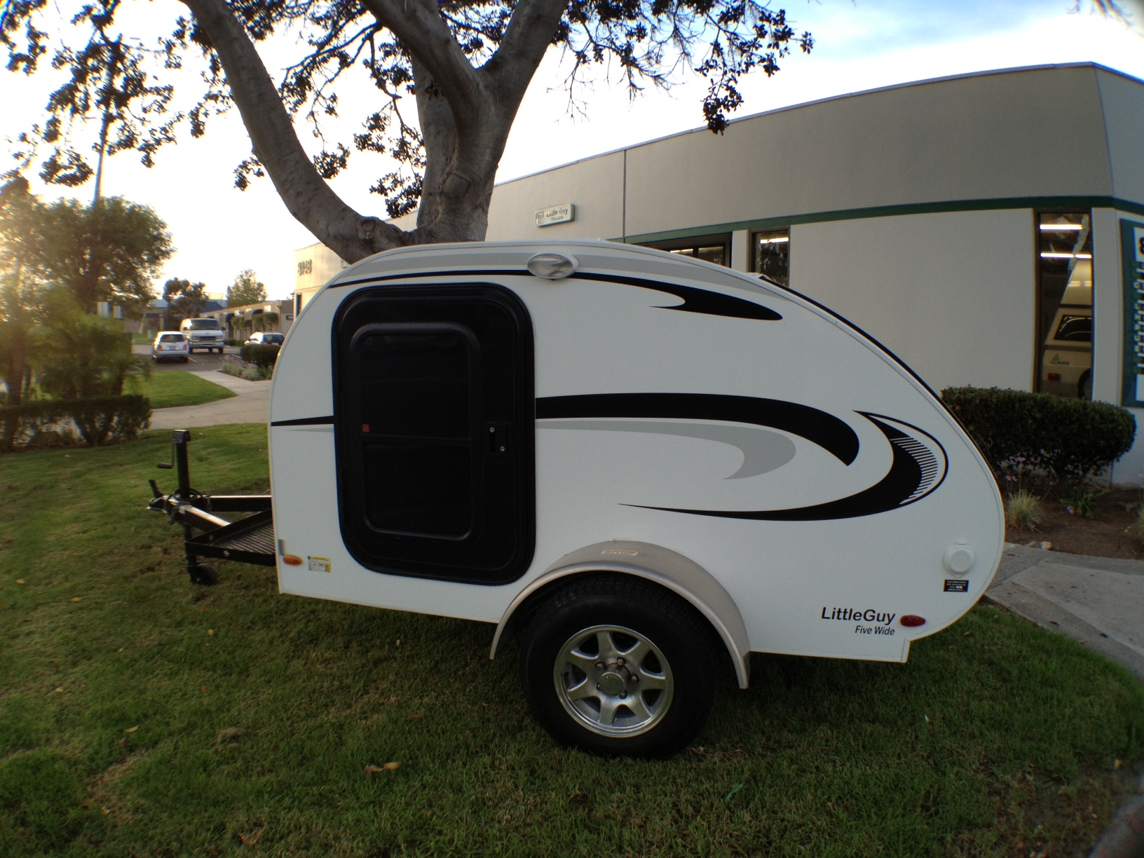 Cool Teardrop Trailers Campers For Rent In California Little Download Free Architecture Designs Scobabritishbridgeorg