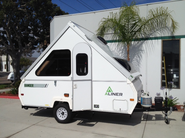 Teardrop Trailers & Campers for Rent in California | Little Guy Trailers